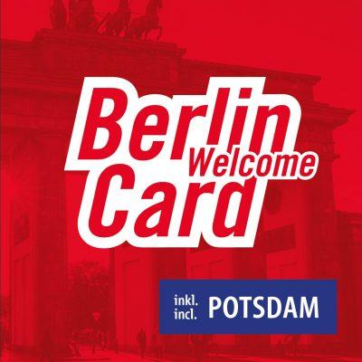 Welcome Card - Potsdam Edition. Bis zu 50 % Rabatt auf 200 Attraktionen!