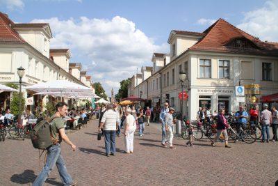 Innenstadt Potsdam