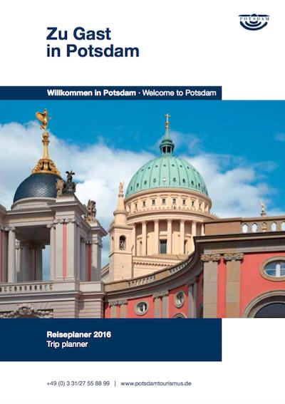 Potsdam Reiseplaner 2016