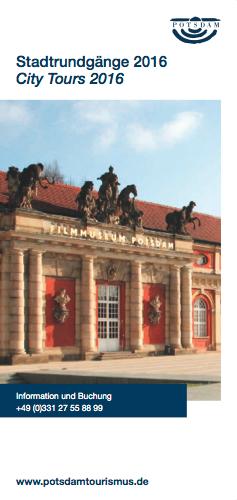 Potsdam Stadtrundgänge 2016