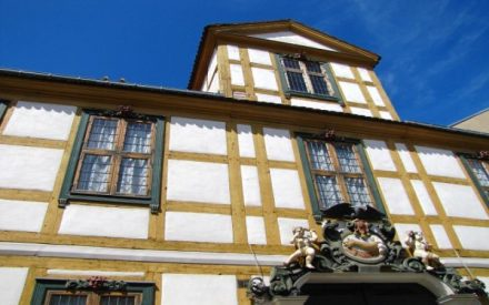 Museumshaus Im Güldenen Arm
