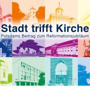 Jahreskampagne Landeshauptstadt Potsdam; Barbara Plate | Gestaltung: Andreas Faika