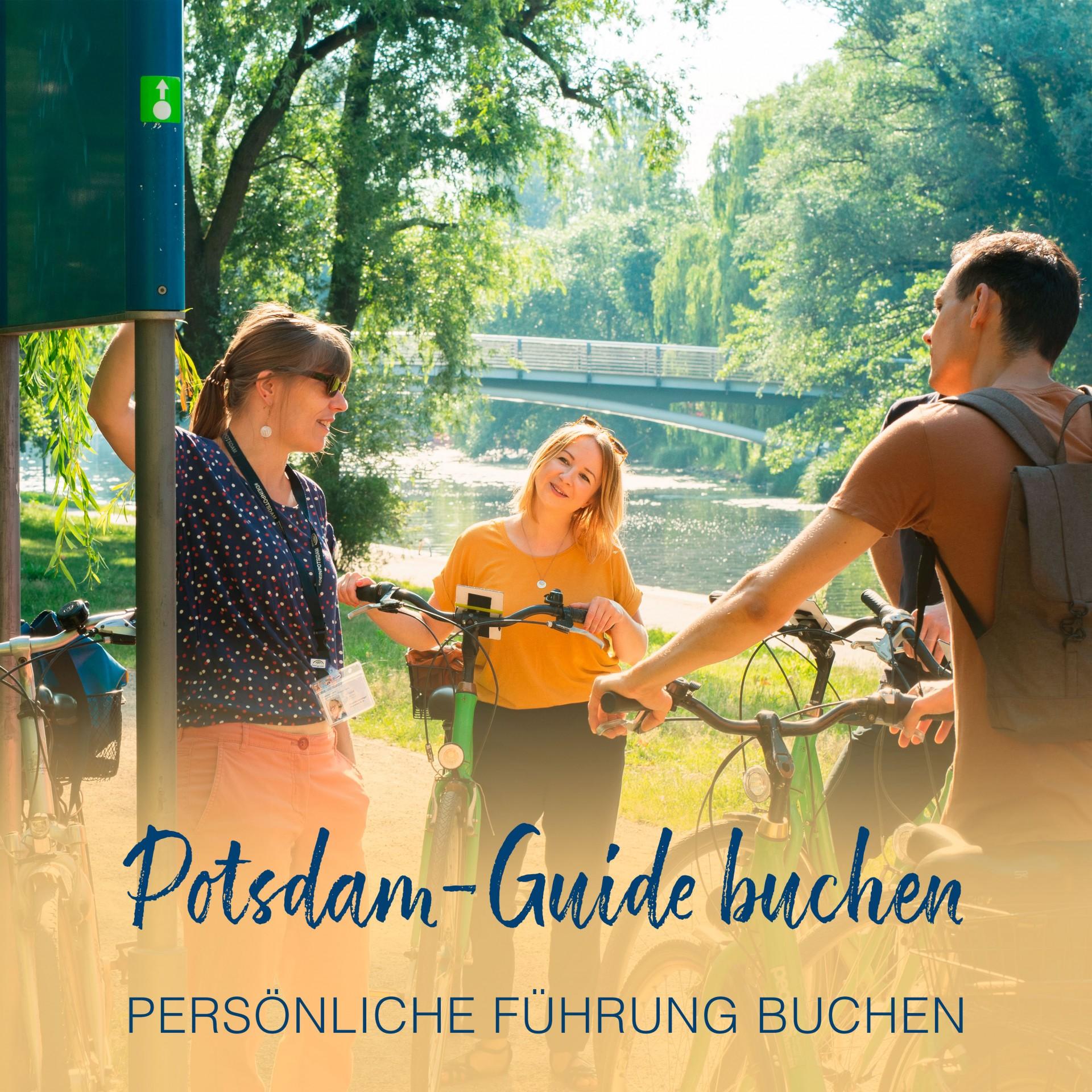 Persönliche Führung durch Potsdam