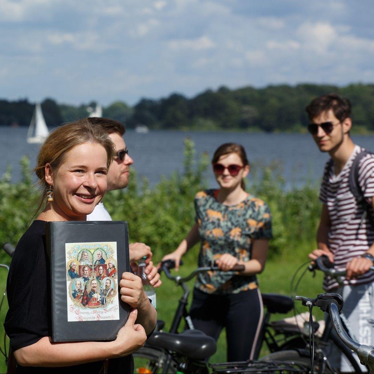 Geführte Radtour, Foto: pedales