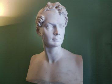 Büste von Prinz Carl von Preußen - Hausherr (c)SPSG Nannette Neitzel