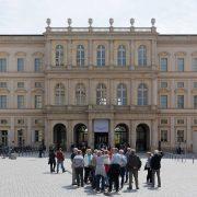 Das Museum Barberini am Alten Markt in Potsdam