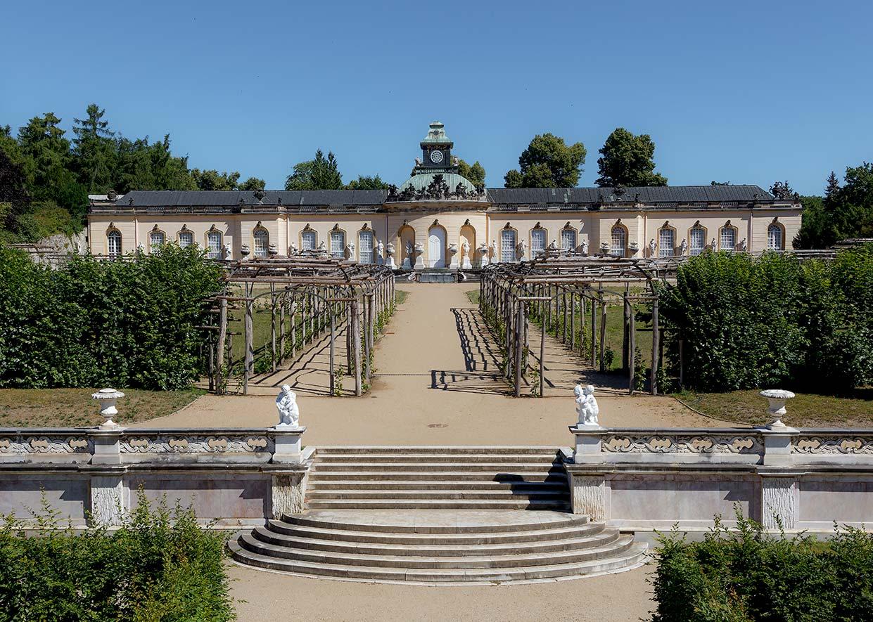 Bildergalerie im Park Sanssouci