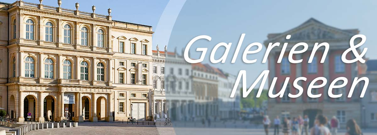 Galerien und Museen in Potsdam