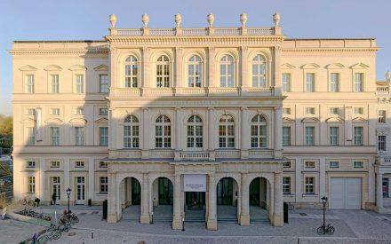 Das Museum Barberini auf dem Alten Markt in Potsdam