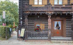 Russische Teestube in der Kolonie Alexandrowka