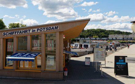 Potsdamer Hafen