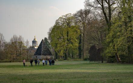 Spaziergang durch den Neuen Garten in Potsdam