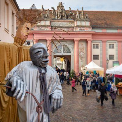 Polnischer Weihnachtsmarkt Kutschstallhof HPBG