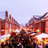Holländisches Sinterklaas-Fest im Holländischen Viertel