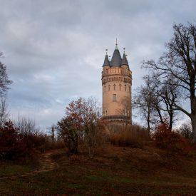 Der Weg zum Flatowturm
