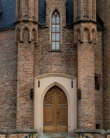 Eingang zum Flatowturm