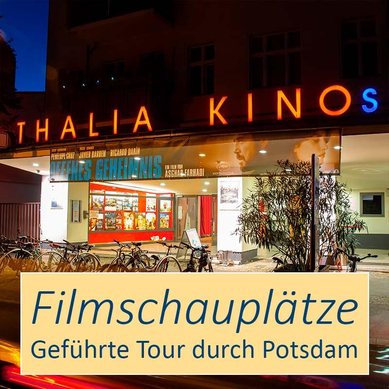 Geführte Tour zu Potsdams Filmschauplätzen