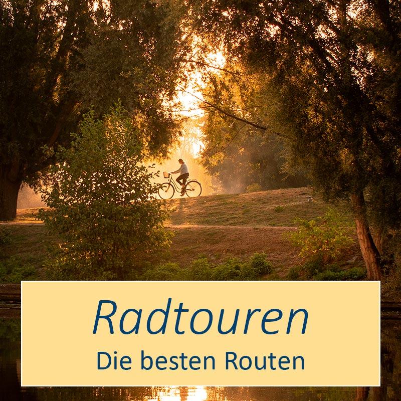 Radtouren durch Potsdam