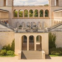 Italienische Architektur in Potsdam