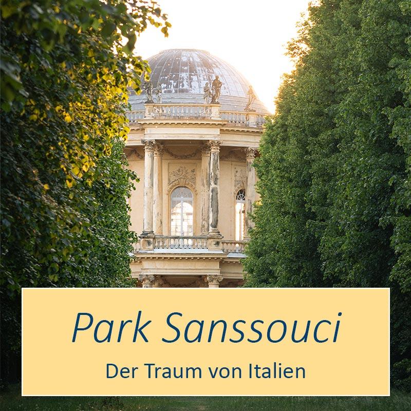 Führung durch Park Sanssouci