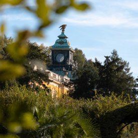 Neue Kammern im Sizilianischen Garten