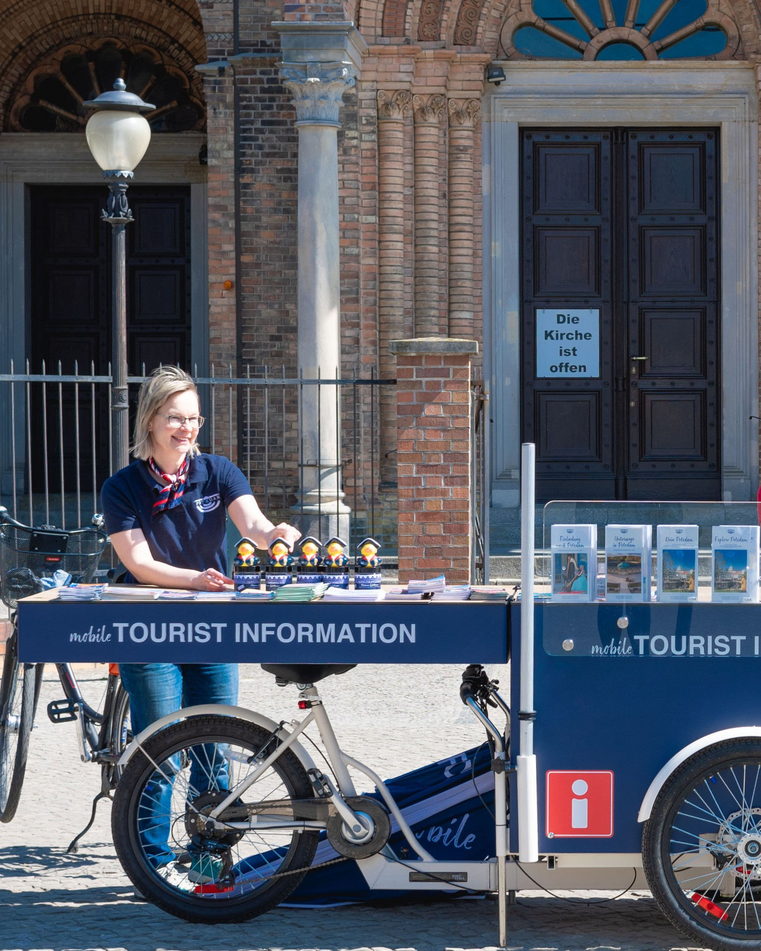 Mobile Tourist Information, Foto: PMSG