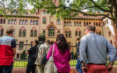 Verbotene Stadt - Führung in Potsdam