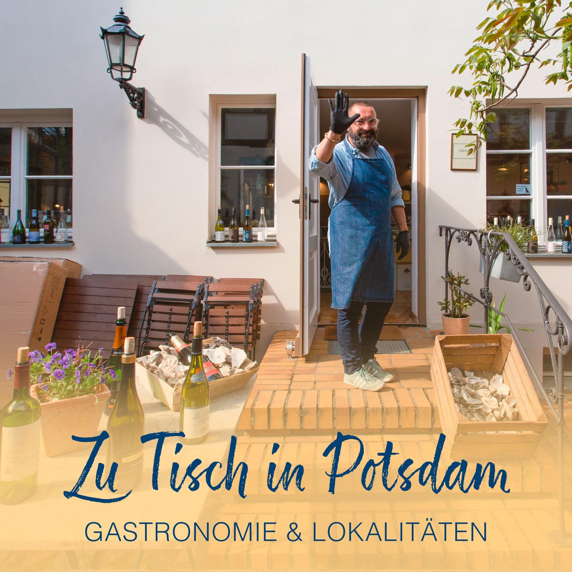 Restaurant-Tipps für Potsdam