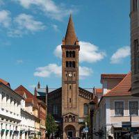 Essen mit Aussicht in Potsdam