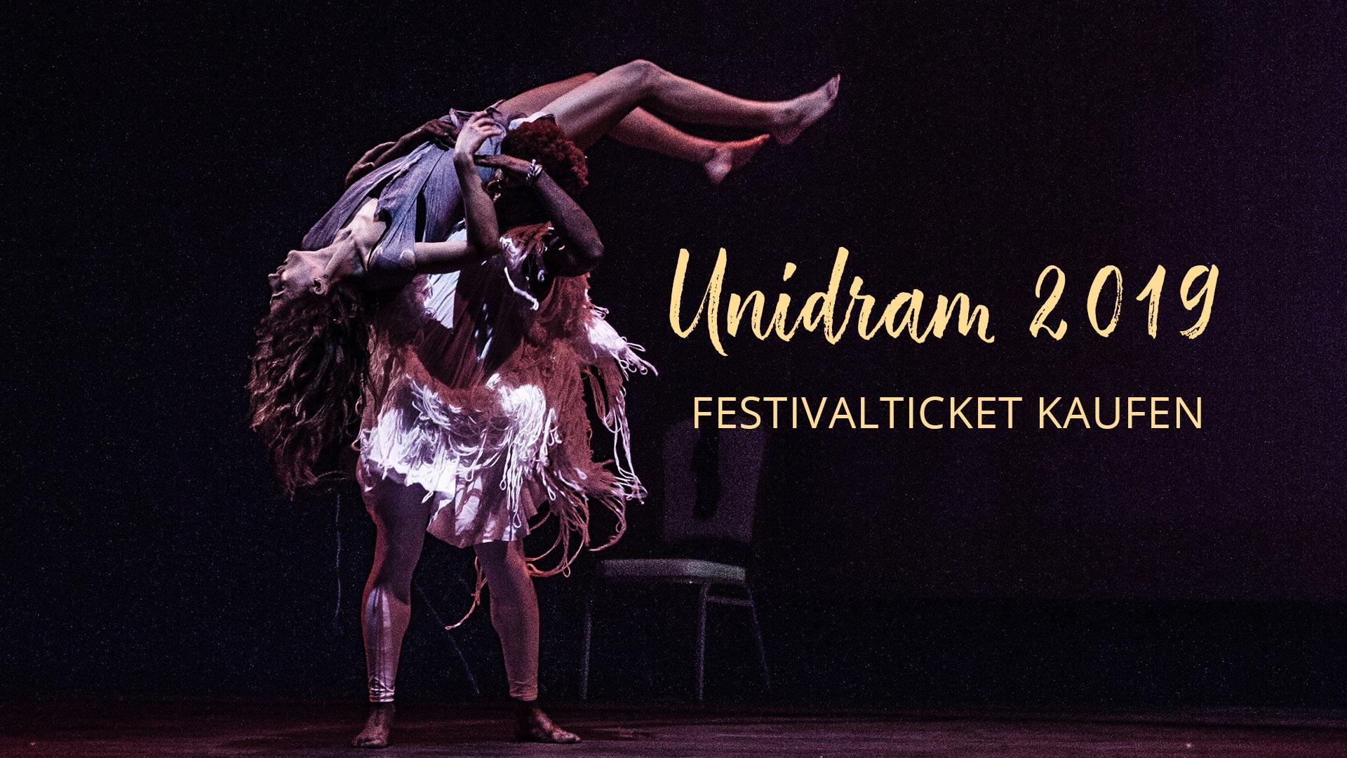 Festivalticket für Unidran bestellen