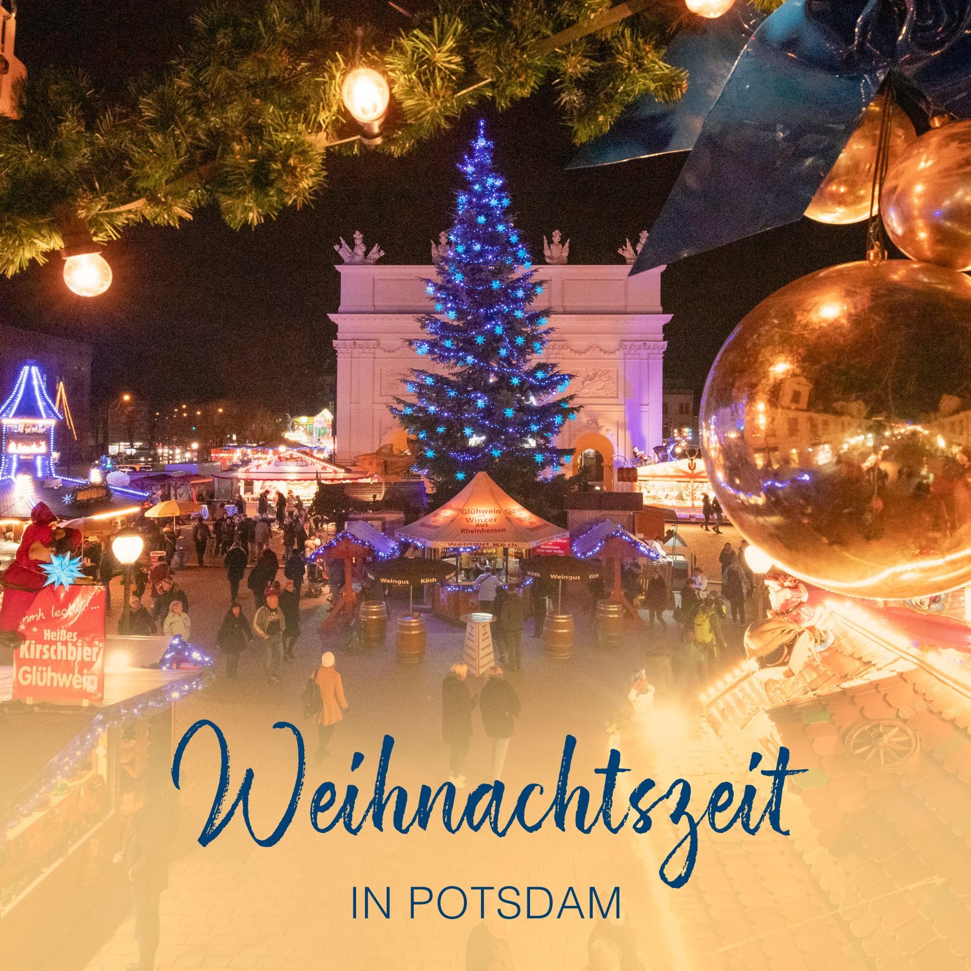 Weihnachtsmärkte und Veranstaltungen zur Adventszeit