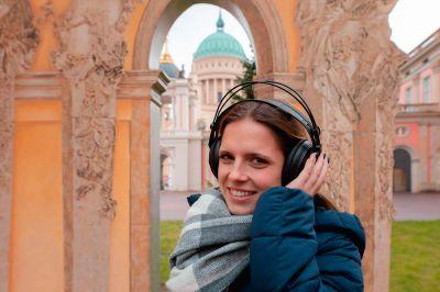 Podcast über Potsdam