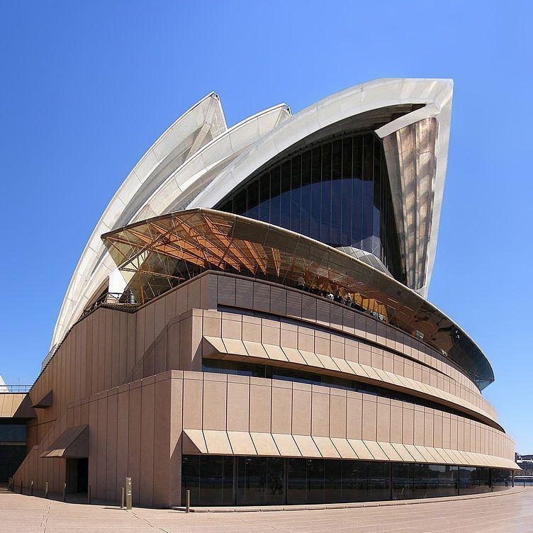 Opernhaus von Sydney, Foto: Adam.J.W.C./ CC BY 3.0