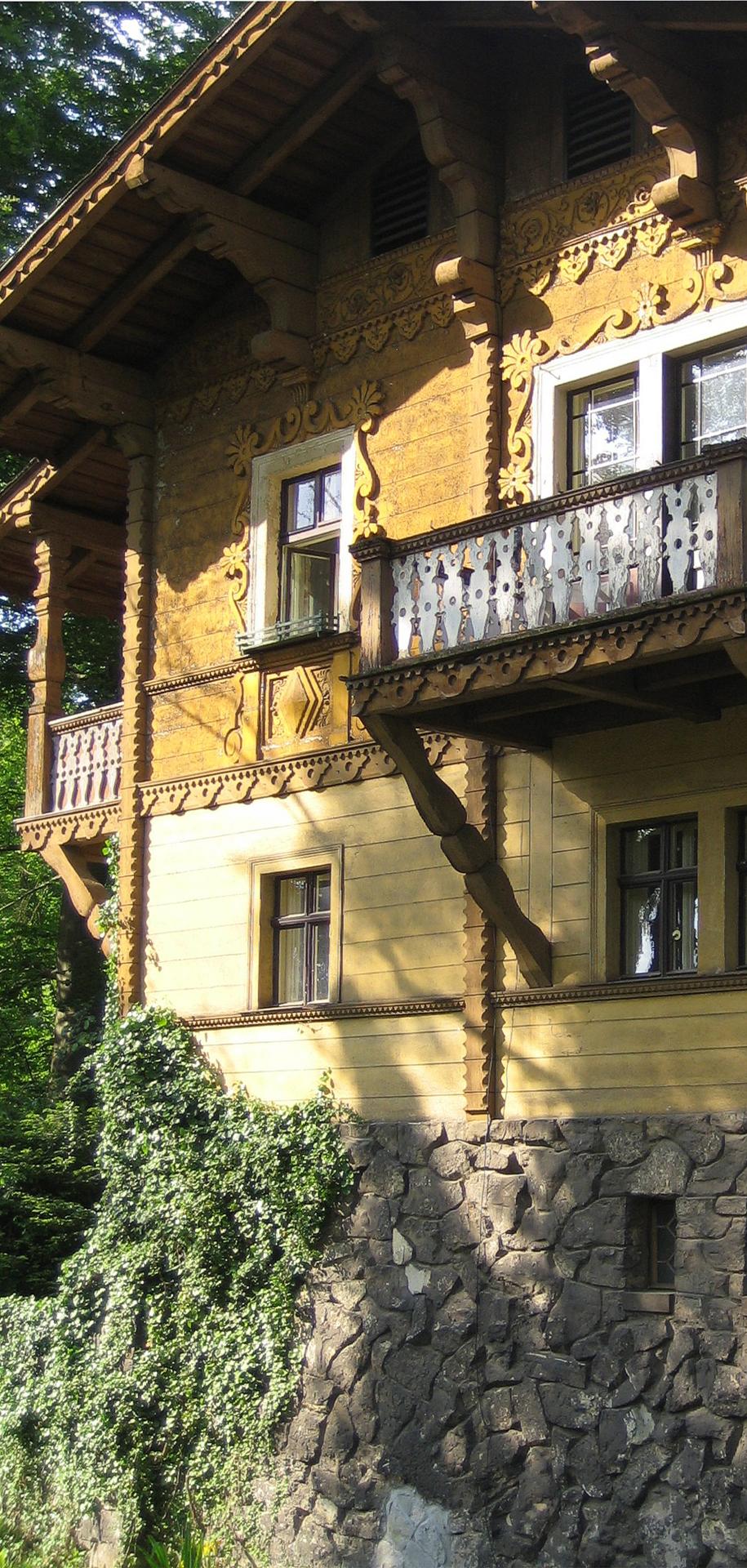 Schweizerhaus in Klein Glienicke, Foto: Manfred Brückels/ CC-BY-SA-3.0