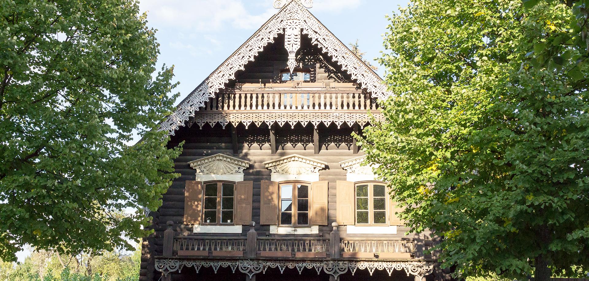 Kolonie Alexandrowka, Foto: PMSG/ André Stiebitz