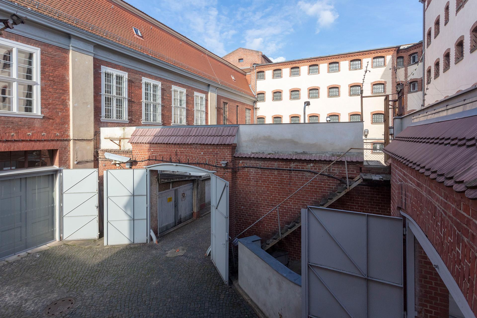 Gedenkstätte Lindenstraße, Foto: PMSG/ André Stiebitz
