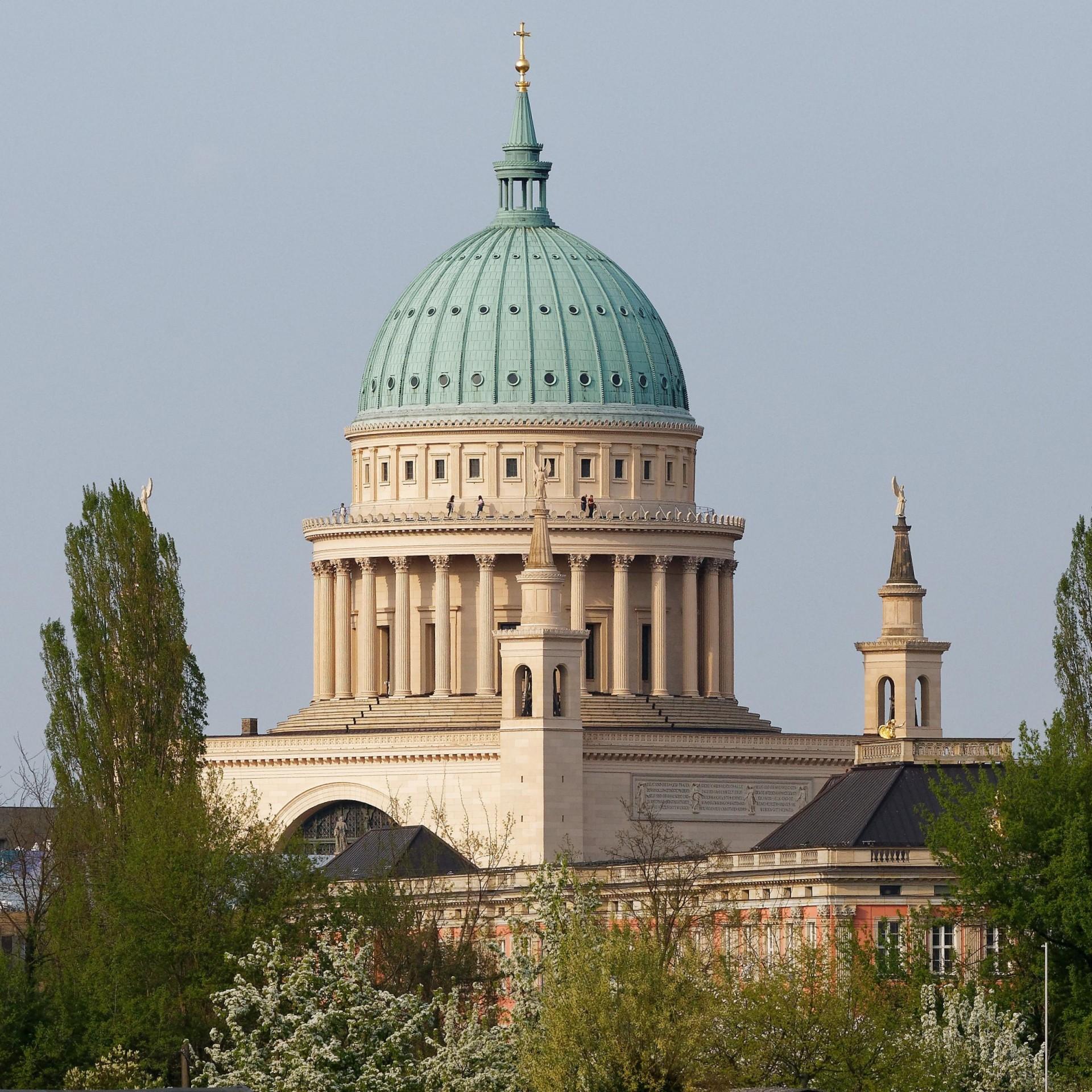 Nikolaikirche in Potsdam, Foto: PMSG/ André Stienbitz