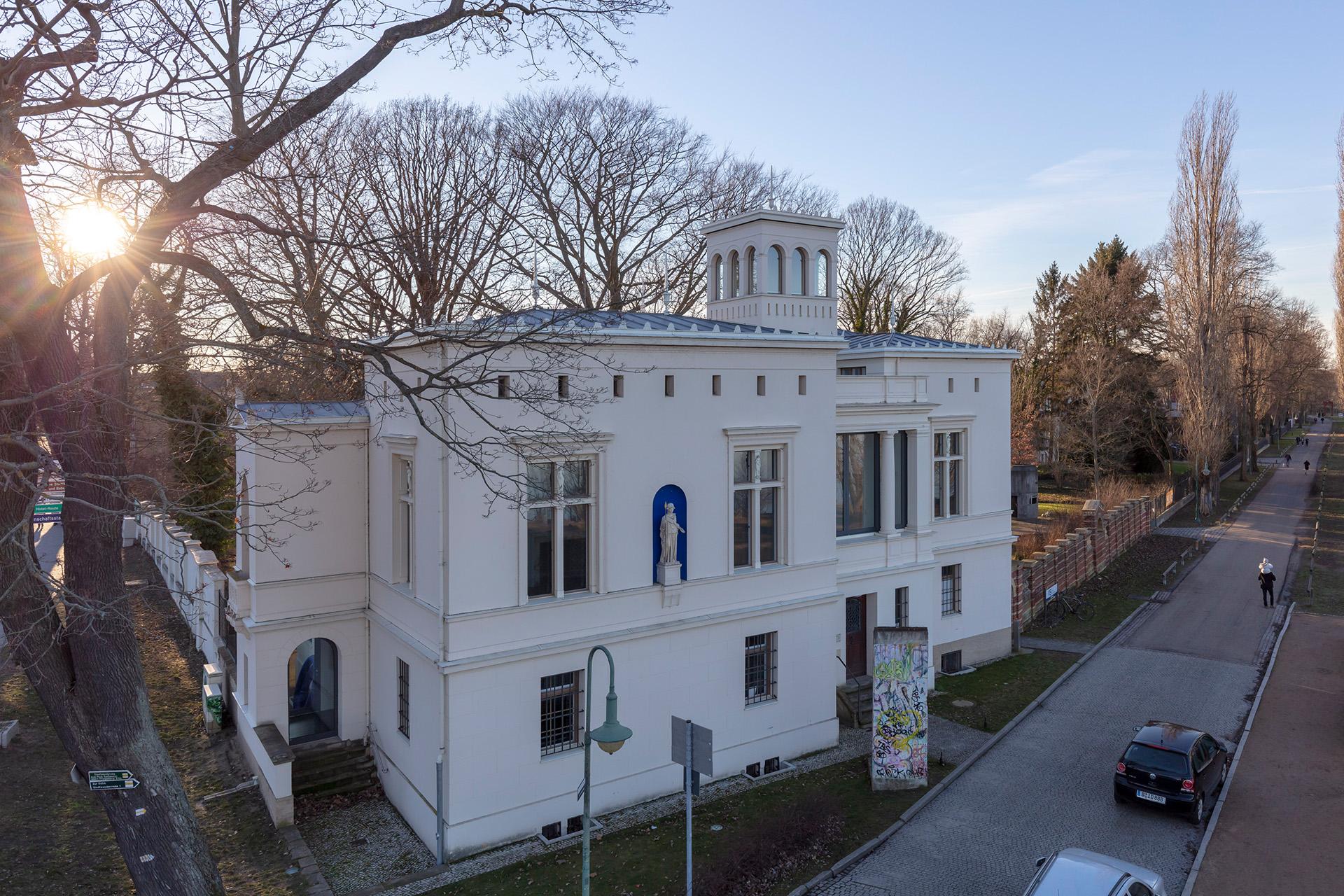 Villa Schöningen, Foto: PMSG/ André Stiebitz