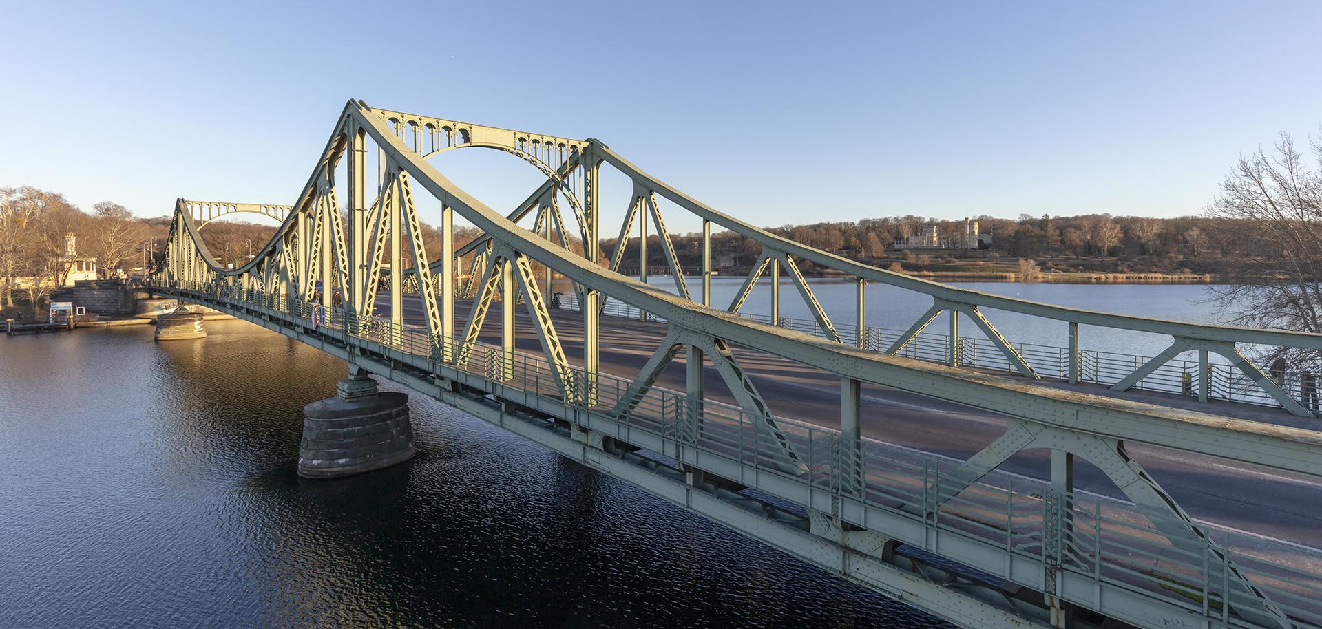 Glienicker Brücke, Foto: PMSG/ André Stiebitz