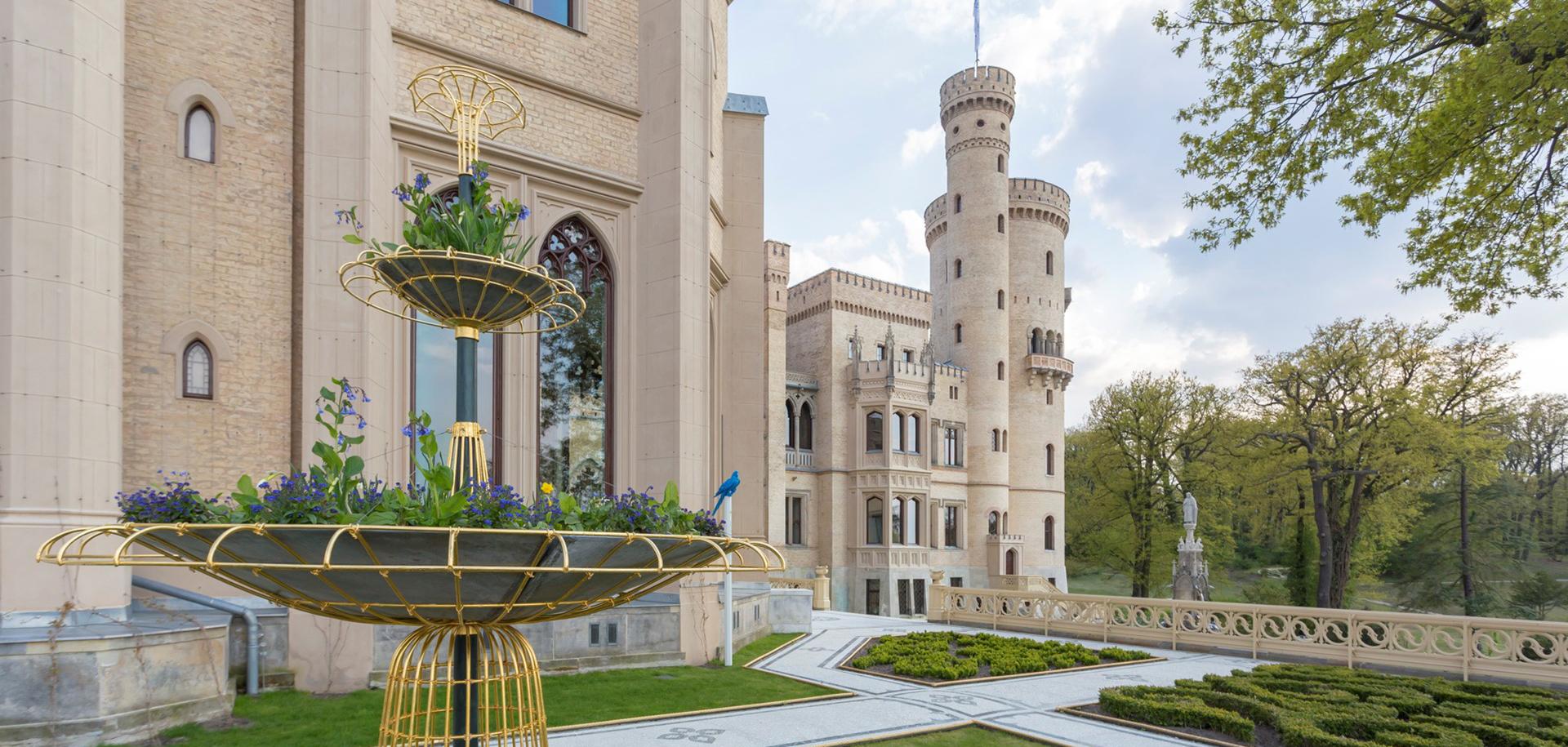 Schloss Babelsberg, Foto: SPSG/ PMSG André Stiebitz