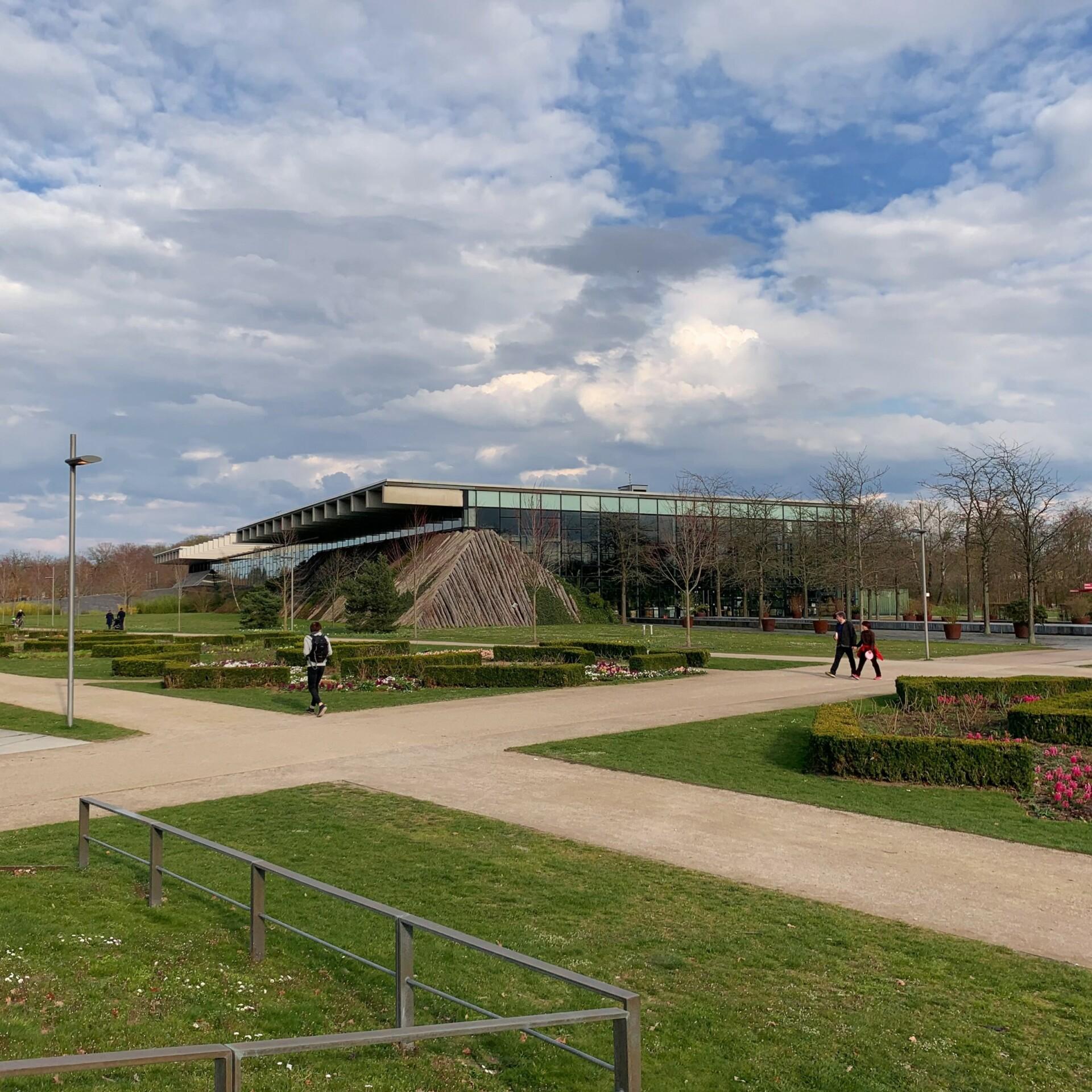 Volkspark Potsdam, Foto: PMSG/ Claudia Kumke