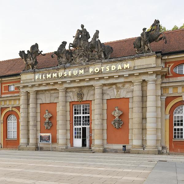 Filmmuseum Potsdam, Foto: PMSG/ André Stiebitz