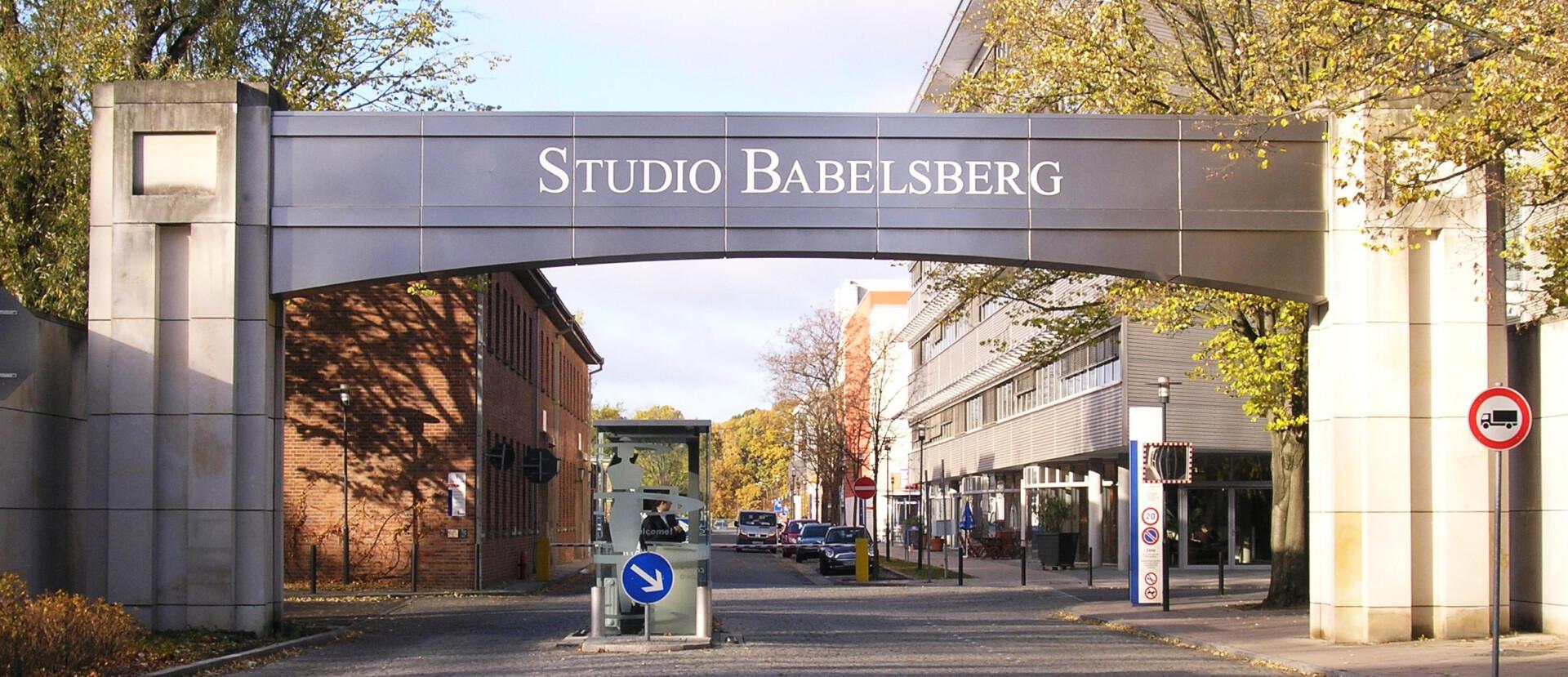 Studio Babelsberg, Foto: PMSG/ André Stiebitz