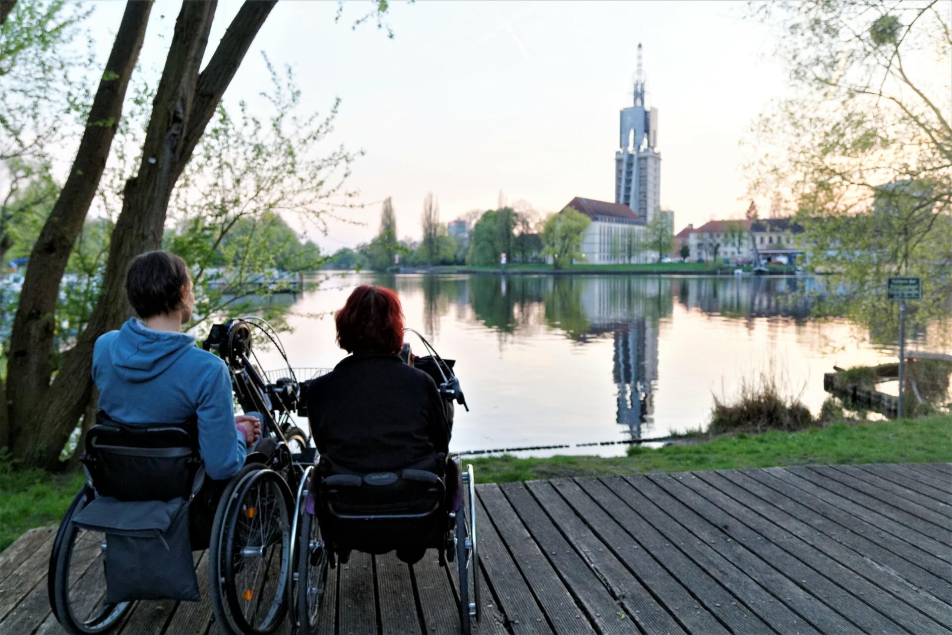 Barrierefreies Potsdam, Foto: PMSG/ André Stiebitz