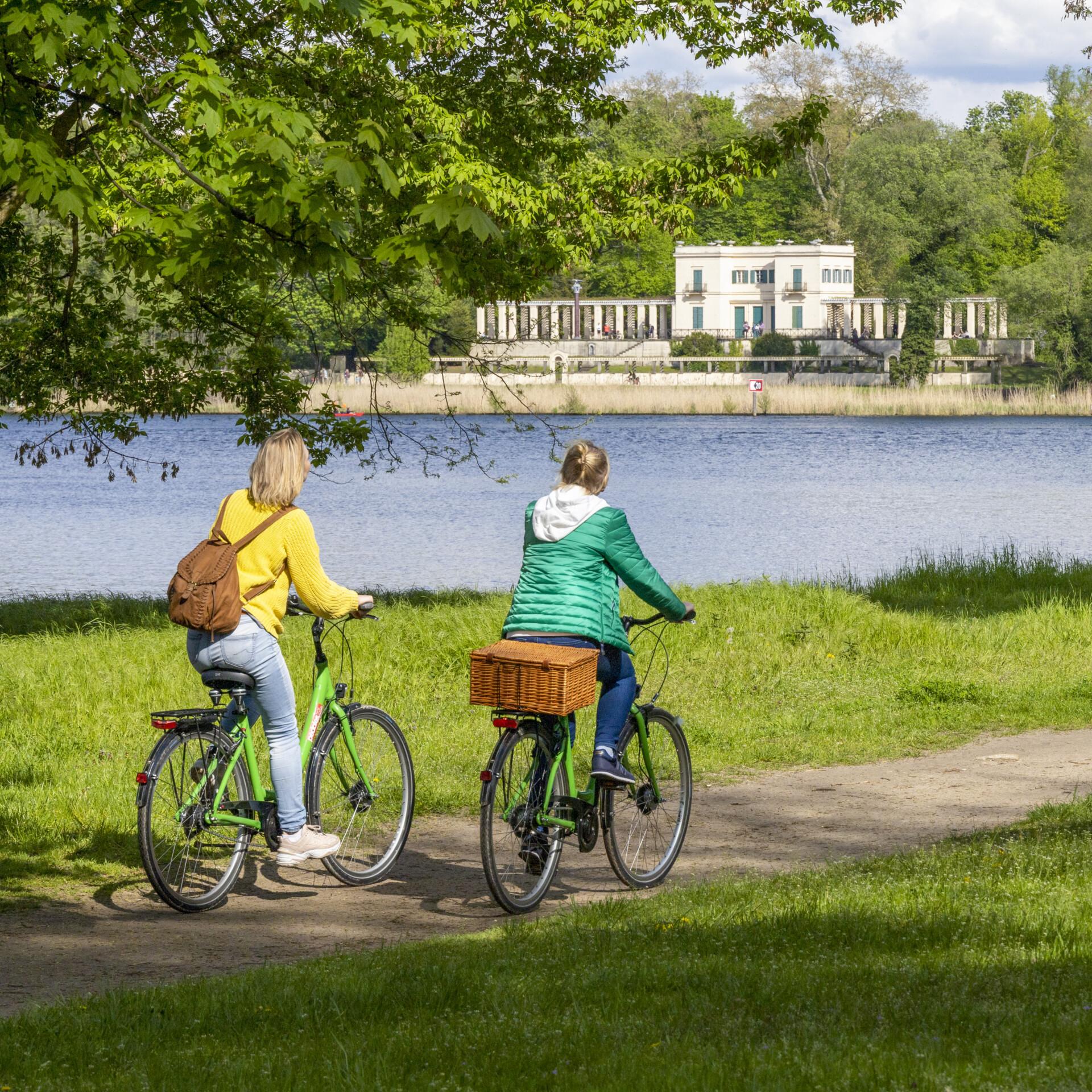 Radtour entlang der Havel, Foto: PMSG/ André Stiebitz