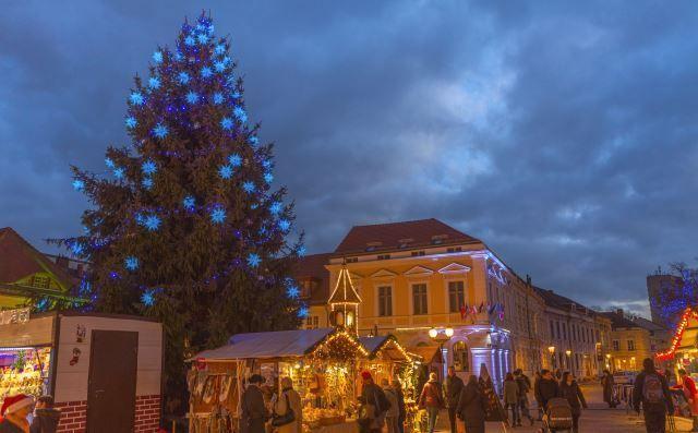 Weihnachtsmarkt in der Potsdamer Innenstadt, Foto: TMB-Fotoarchiv/Steffen Lehmann