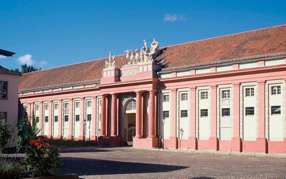 Potsdam, Kutschstall Am Neuen Markt © HBPG / Foto: Hagen Immel