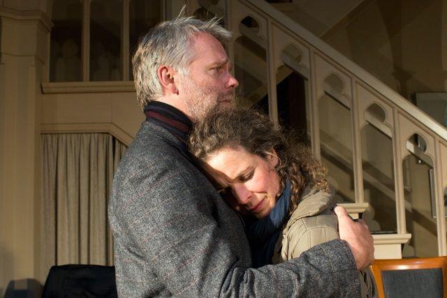 Gift mit Andreas Hueck und Simone Kabst: Foto, Constanze Henning