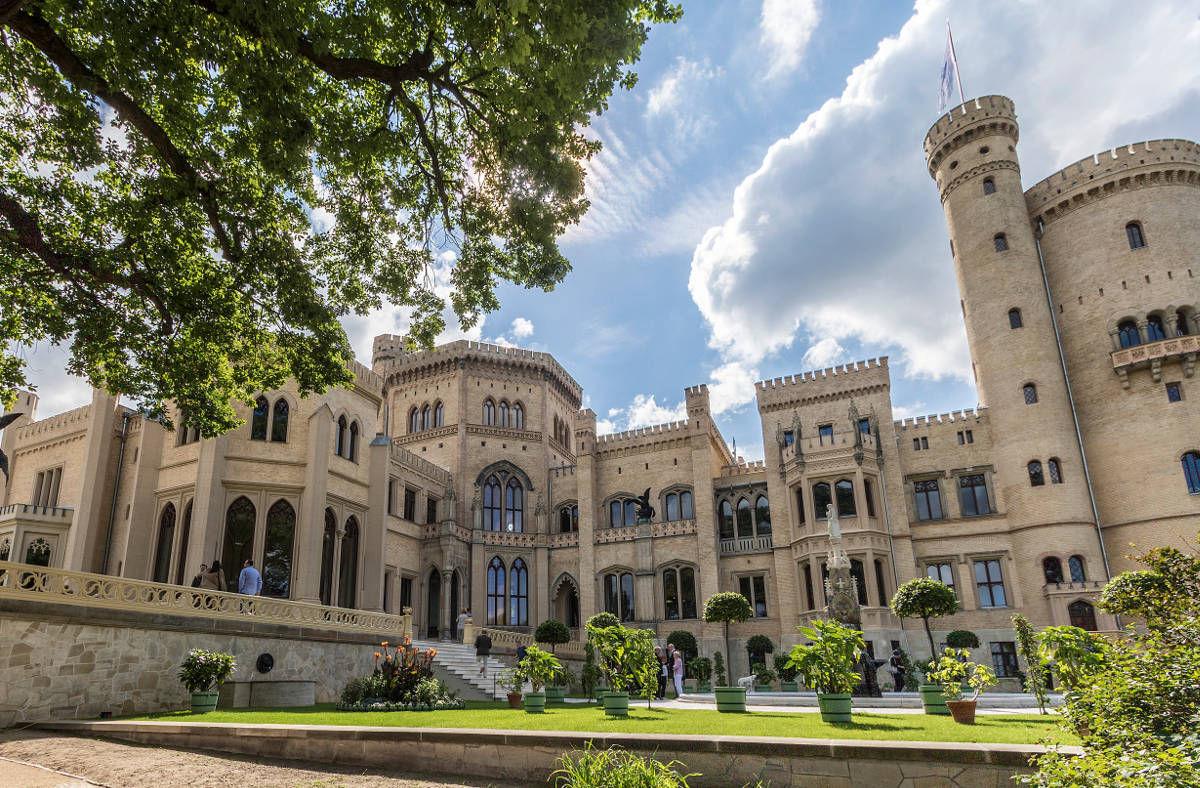 Schloss Babelsberg © P.M. Bauers