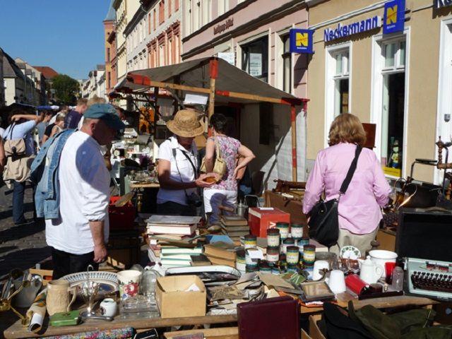Potsdamer Antik-Meile, Foto: Stadtkontor Gesellschaft für behutsame Stadtentwicklung mbH